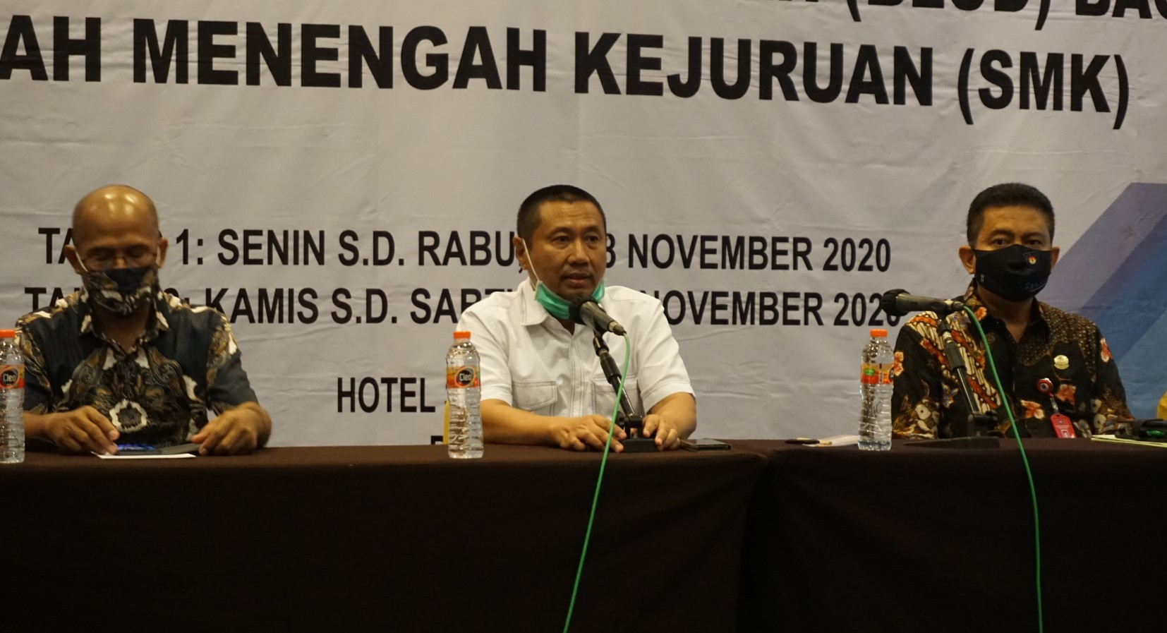 Direktorat SMK Gelar Fasilitasi Penerapan BLUD untuk SMK
